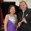 Patrick Gallois und Maria Prinz